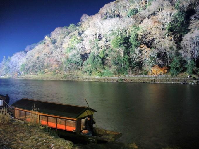 京都・嵐山花灯路・ライトアップ