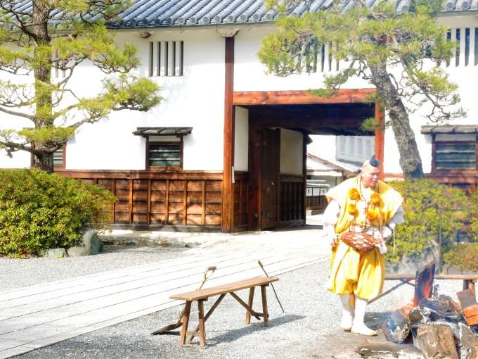 京都「聖護院」山伏
