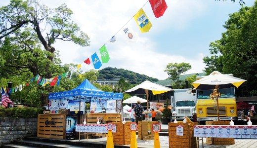 「京都アメリカンフードフェス」Kyoto USA Food Festival 京都市国際交流会館