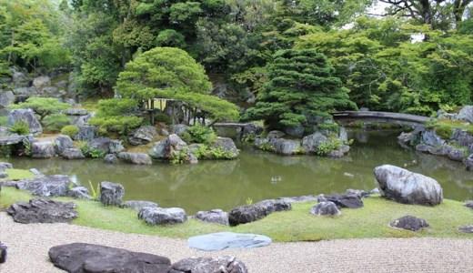 醍醐寺の三宝院庭園!三宝院の御朱印も♪