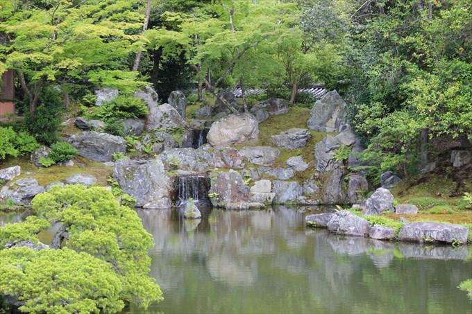12三宝院庭園