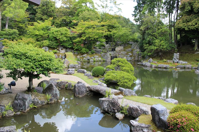 14三宝院庭園