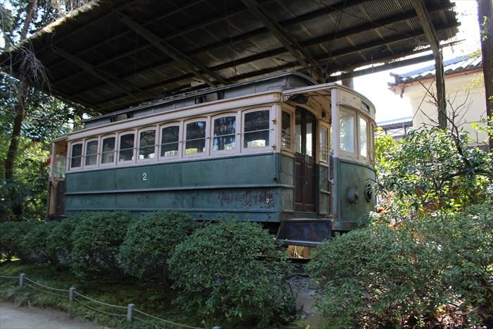 37.日本最古の電車2