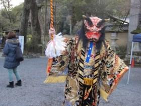 松尾大社節分祭