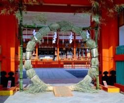 伏見稲荷大社夏越の大祓式