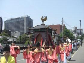 下御霊神社還幸祭