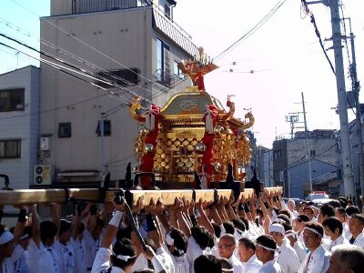 福王子神社秋季大祭