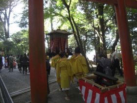 神楽岡社神幸祭