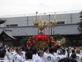 西院春日神社春日祭2019/10/12・13(日程・・・)   京都ガイド