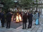 梛神社火焚祭