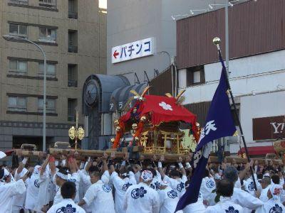 天道神社例大祭