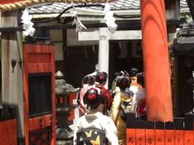 観亀稲荷神社大祭
