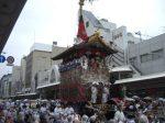 祇園祭稚児舞