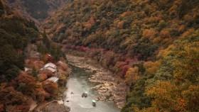 亀山公園紅葉