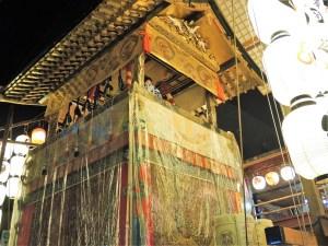 京都・祇園祭・放下鉾・宵山