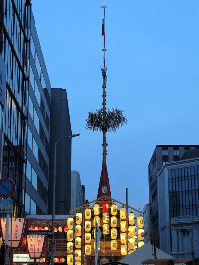 京都・祇園祭・函谷鉾