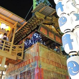 京都・祇園祭・月鉾
