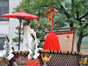 京都・祇園祭・山鉾巡行・太子山