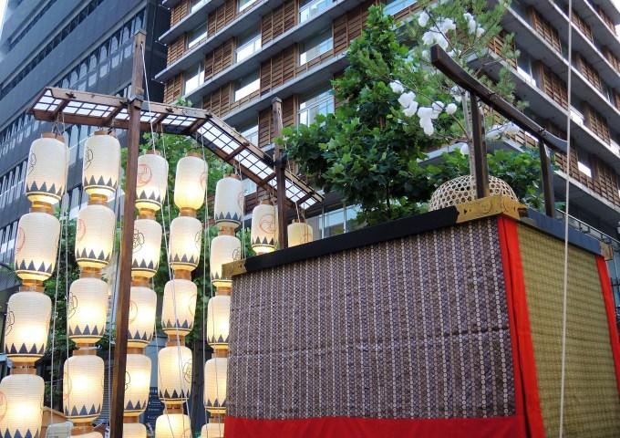 京都・祇園祭・孟宗山