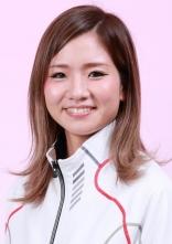 富樫麗加選手の画像1です。
