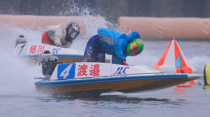 渡邉優美選手のTOP画像です。