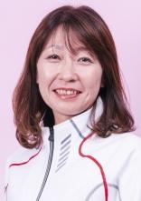 中里優子選手の画像1です。