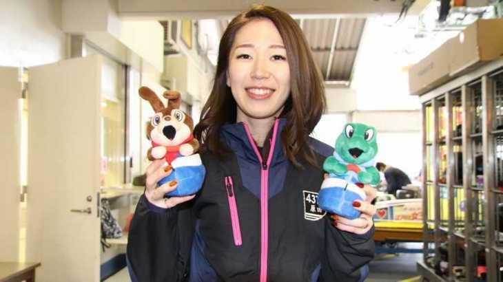 【競艇選手名鑑】同じボートレーサーの田中和也と結婚した原田佑実という女性ボートレーサー