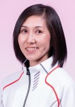 藤田美代選手の画像1です。