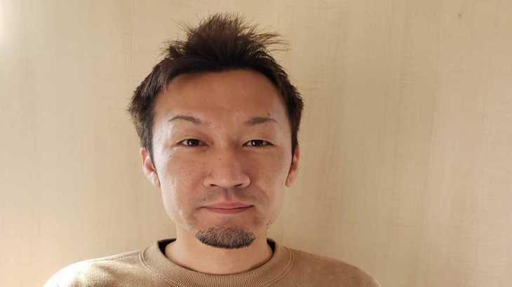 永田秀二選手のTOP画像です。