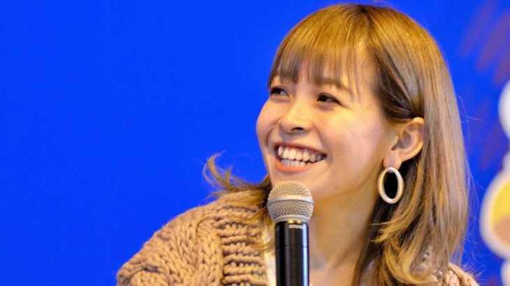西澤日花里選手のTOP画像です。