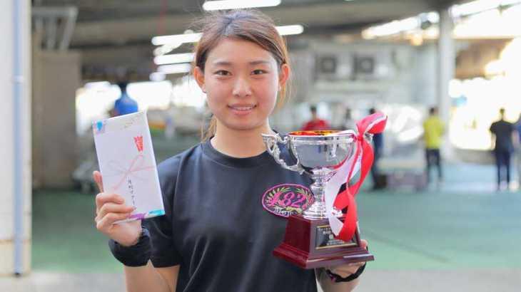 【競艇選手名鑑】結婚、出産から復帰した中村桃佳という天才女性ボートレーサー