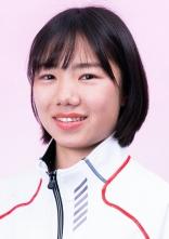 中尾彩香選手の画像1です。