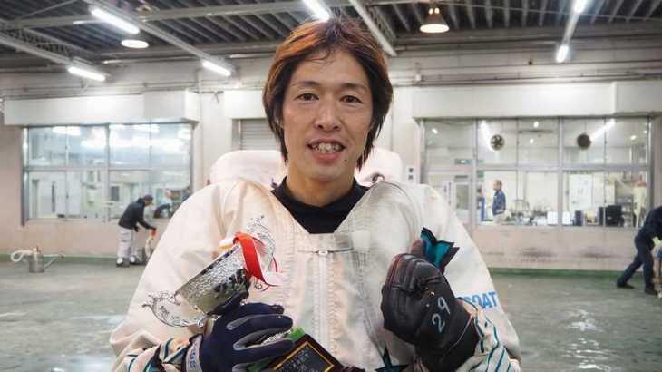 郷原章平選手のTOP画像です。