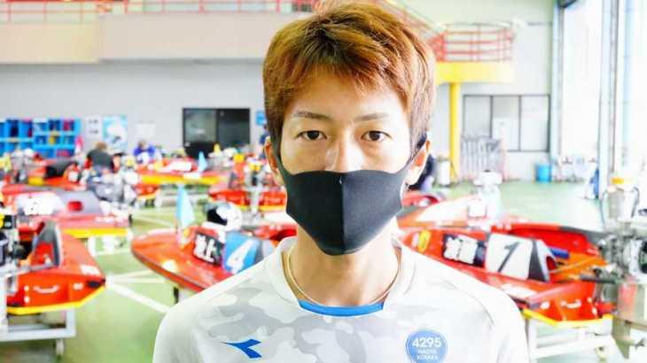【競艇選手名鑑】兵庫支部の94期生、小坂尚哉という男性ボートレーサー