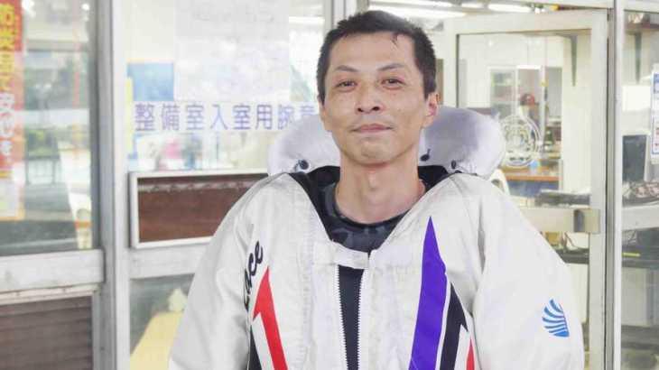 【競艇選手名鑑】埼玉支部の85期生、金田諭という男性ボートレーサー