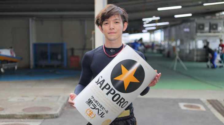 高倉和士選手のTOP画像です。