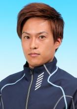 三川昂暁選手のTOP画像です。