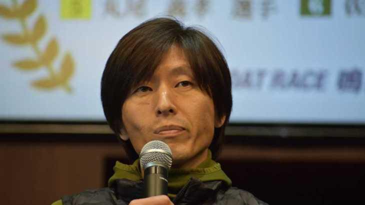 佐々木和伸選手のTOP画像です。