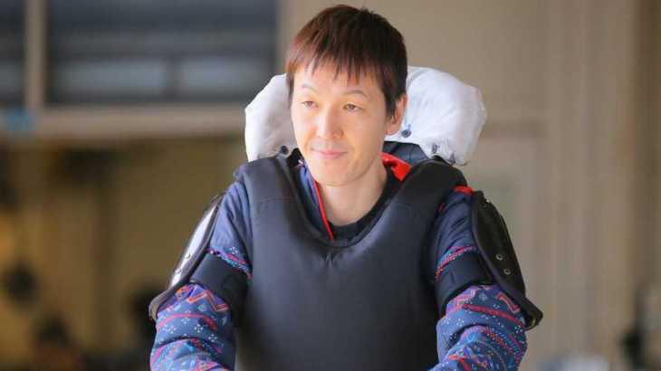 宮崎奨選手のTOP画像です。