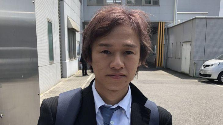 中村亮太選手のTOP画像です。