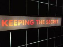 keeping the secret