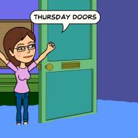 Thursday Doors: A Bit of Toilet Humour!!