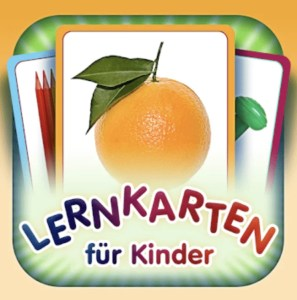Lernkarten für Kinder