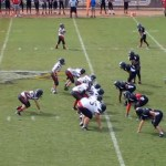 Whitley County vs Bluegrass – MS Football 2013 – Video