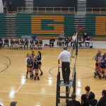 LaRue Co vs Green Co – HS Volleyball 2013 (18th District Championship) – Video
