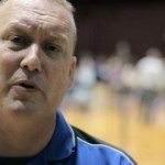 Coach Michael Godsey – ACHS Vball 2013 – Postgame vs Marion Co – Video