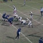 Meece vs Campbellsville – MS Football 2013 (PLAYOFFS) – Video
