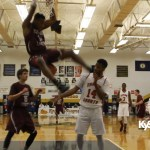 David Simmons DUNKS and Gets T'd Up In KOBGS – VIDEO