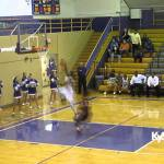 Eljay Cowherd DUNK For Bardstown HS vs Doss