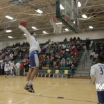 North Hardin HS Trojans Pre-Game DUNKS In 5R Tourney – VIDEO